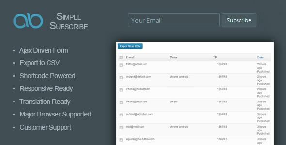 11.newsletter wordpress plugin