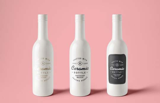 11.psd bottle mockup