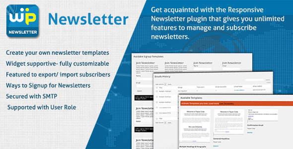13.newsletter wordpress plugin