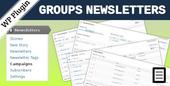 14.newsletter wordpress plugin