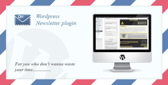15.newsletter wordpress plugin
