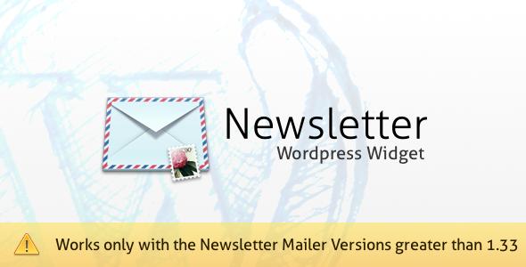 22.newsletter wordpress plugin