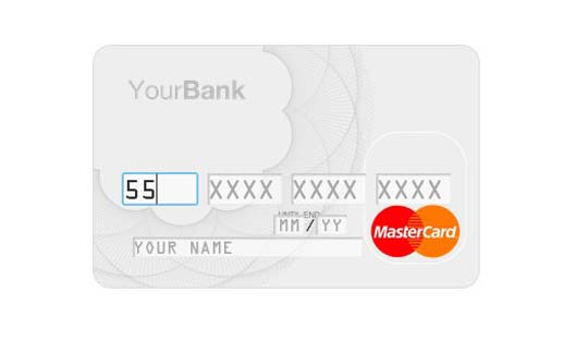 6.jquery credit card form and validator
