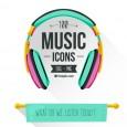 1.free music icons