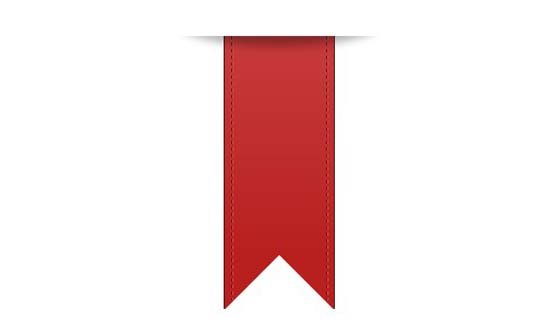 10.css ribbon