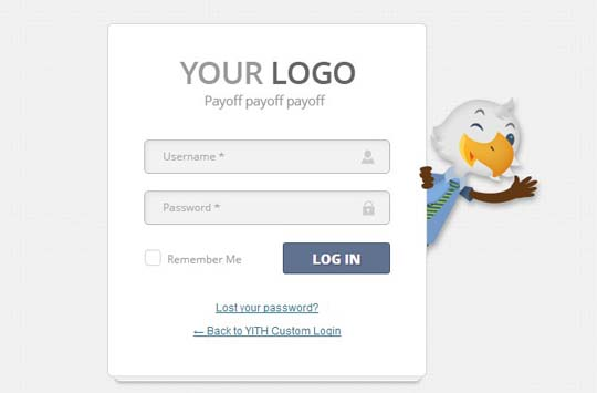 10.wordpress login form plugin