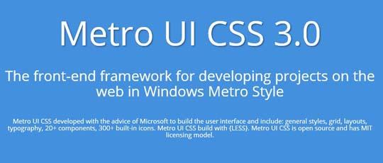 30.css framework