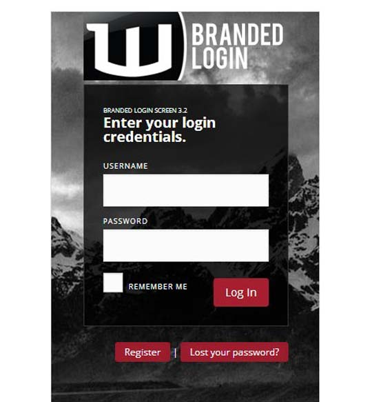 7.wordpress login form plugin