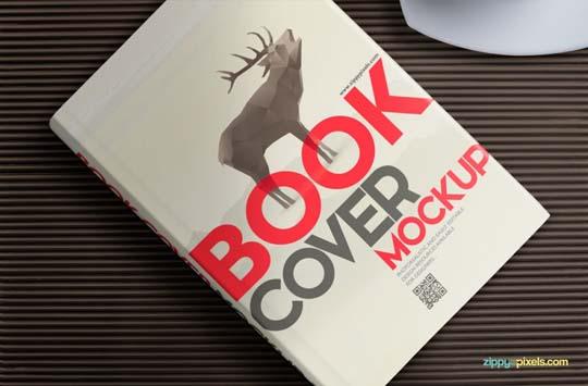 7.book mockup psd
