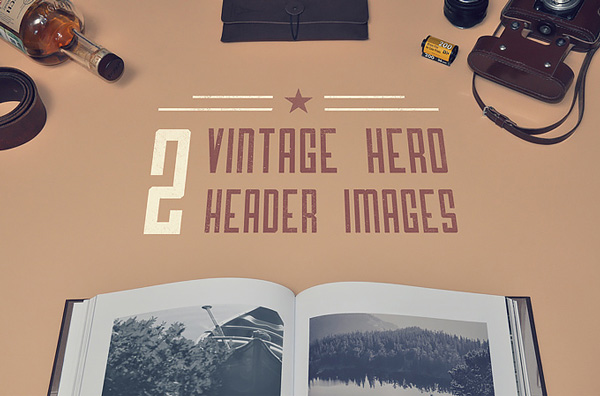 6.free hero hipster images psd