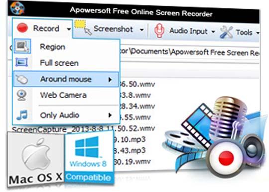 Free Online Screen Recorder copy
