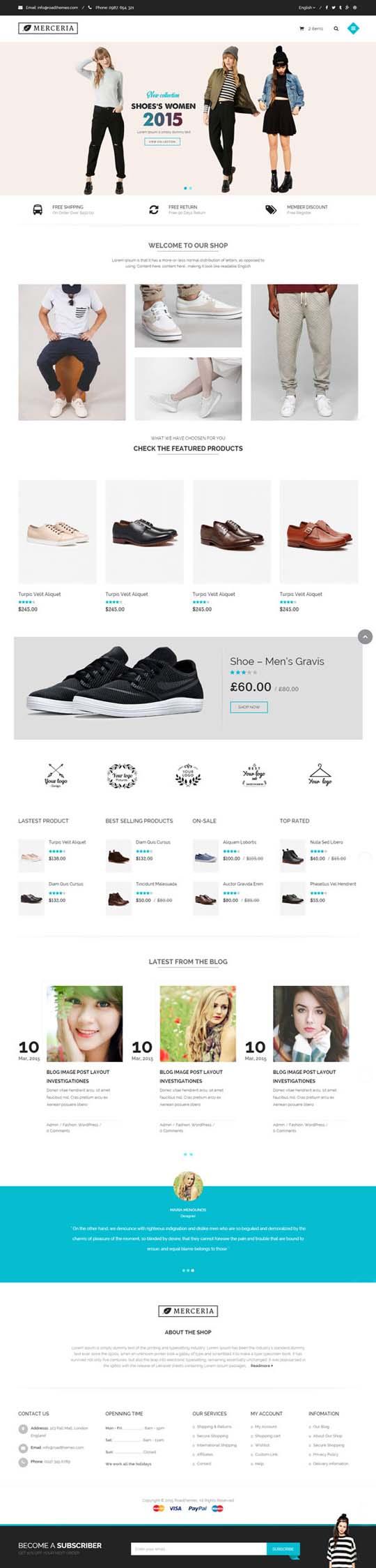 9.Responsive Design HTML5 Website Templates