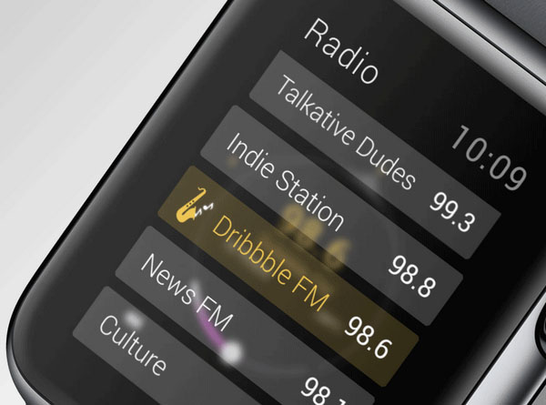 Radio Animation + Freebie by Pierre Bravoz