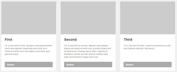 Flexbox Cards Layout