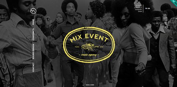 Mix Event
