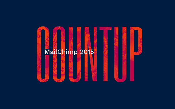 Countup by MailChimp
