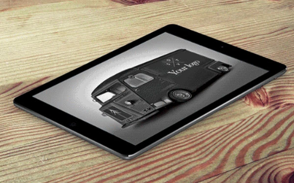 Free Psd Animated Ipad Mockup