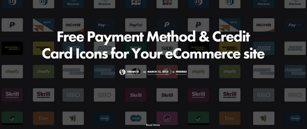Free Payment Method & Credit Card Icons