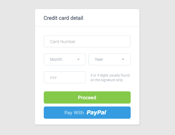 Credit Card Final Preview