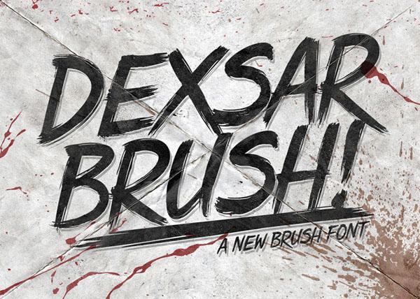 Dexsar Brush