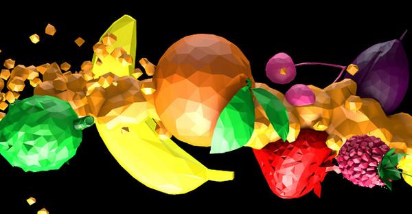 Free Icons Pack - Fruits&Vegs by Lukasz KuIakowski