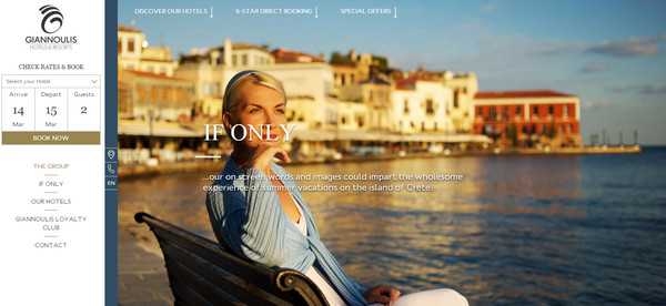 Giannoulis Hotels and Resorts