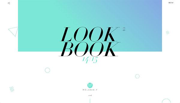 Melanie F - Look Book