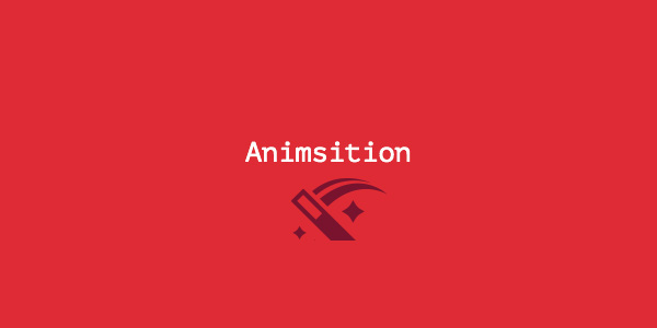 Animsition: jQuery Plugin for Animated Page Transitions