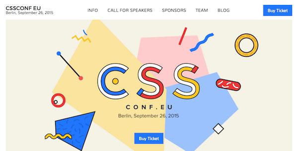 CSS Conference EU